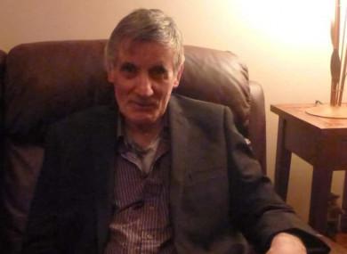 John Nolan died after suffering severe burns on Sunday.
