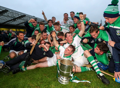 O'Loughlin Gaels are the defending champions.