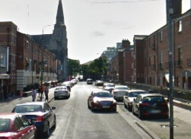 Sheriff Street in Dublin