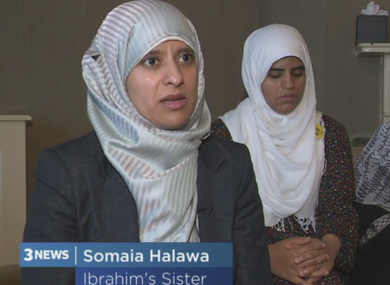 Somaia Halawa said that her brother was sure his verdict would be announced last Monday