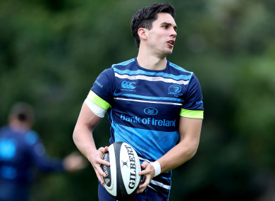 Carbery is now out of action with a fractured wrist.