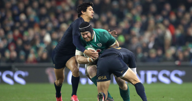 As it happened: Ireland v Argentina, November internationals