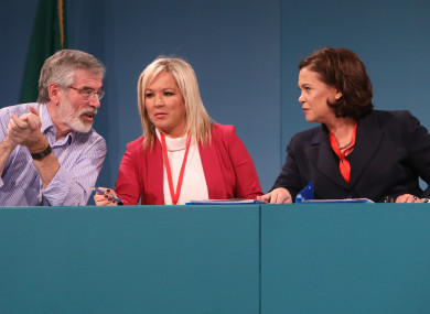 Councillor Gabe Cronnelly said that senior leadership in the party have refused to address the concerns of members.