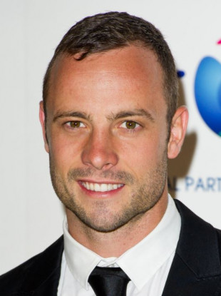 Oscar Pistorius pictured in 2012