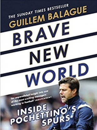 An image of the front cover of 'Brave New World'.
