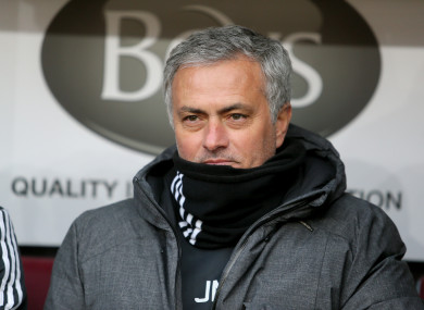 Jose Mourinho's new deal lasts until 2020, with the option of a further year.