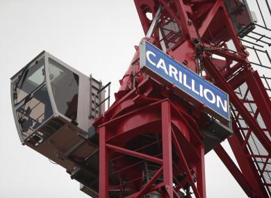 UK construction company Carillion has gone into liquidation.
