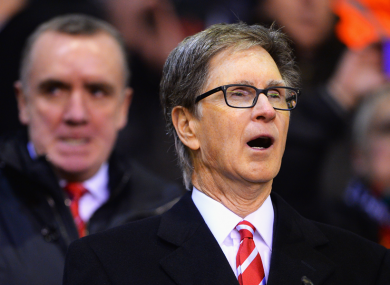 Liverpool's owners have been criticised for their recent decisions.