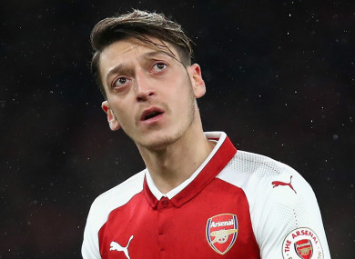 67ccf898d Ozil yet to make decision on future as Arsenal finally start contract talks