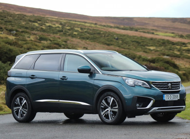 8019de3450157a Review  The new Peugeot 5008 SUV is a seven-seater that puts families first