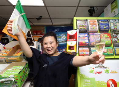 Amy Cong, the owner of The Village Shop in Malahide