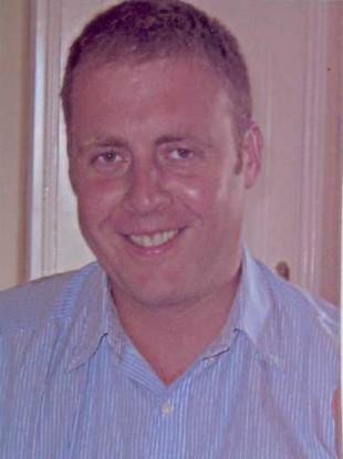 Detective Garda Adrian Donohoe