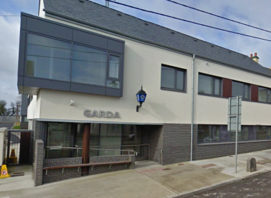 A man is being questioned at Ballymote garda station in connection with the incident.