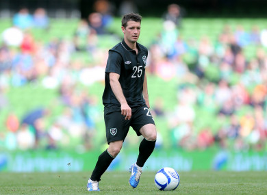 Wes Hoolahan earned 43 caps for Ireland.