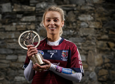 Slaughtneil defender Clare McGrath.
