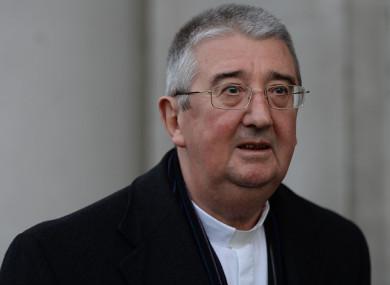 Diarmuid Martin, the Roman Catholic Archbishop of Dublin and Primate of Ireland