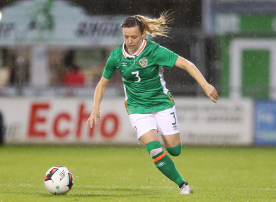Harriet Scott has been ruled out through injury.