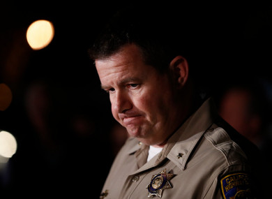 Chris Childs, assistant chief of the California Highway Patrol.