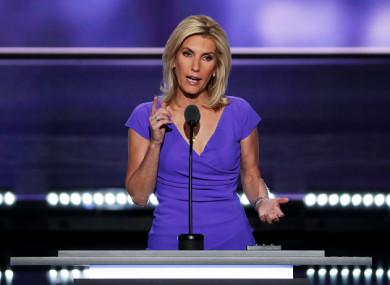Fox News personality Laura Ingraham
