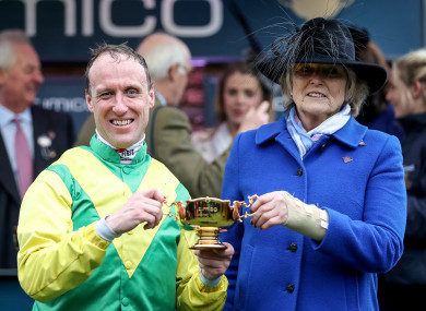 Sizing John won't be back in the winner's enclosure, but will Robbie Power and Jessica Harrington?