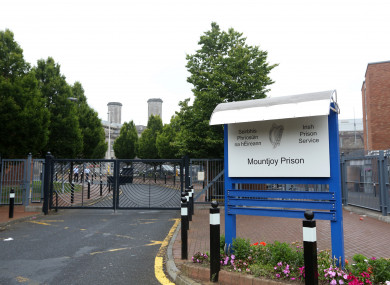 Prison officers have said there's been one attack a week in Mountjoy this year.