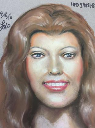 Image of the woman whose head was found near Lake Houston, Texas
