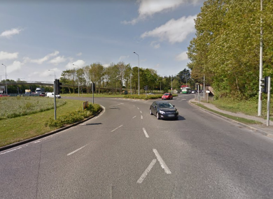 The collision took place on the R132,  close to Pavilions Shopping Centre roundabout.