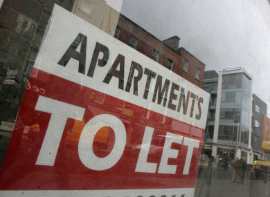 The cost of renting has continued to grow.