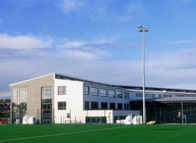 The new school in Wexford.
