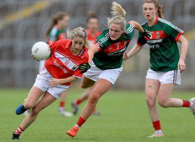 Cork and Mayo go head-to-head in the Division 1 semi-final.