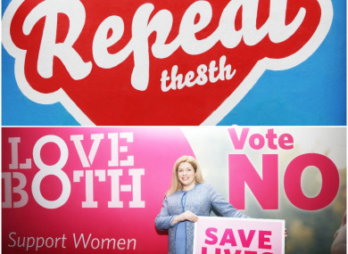 d12daeea01 Nearly half of people in favour of repealing the Eighth Amendment ...