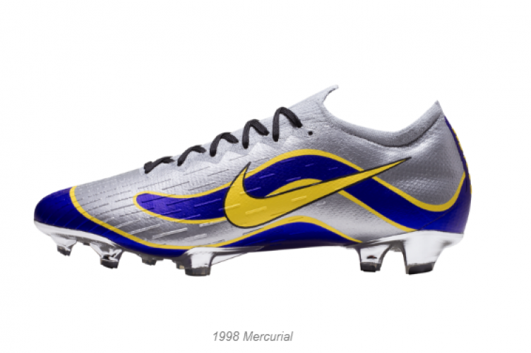 6f80ca00e5f8 Nike are bringing back some iconic football boots for the 20th anniversary  of the Mercurial