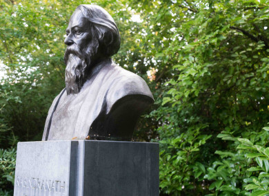 Double Take: The bronze bust celebrating a 19th-century Bengali poet
