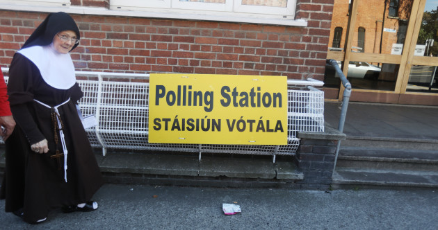 AS IT HAPPENED: Ireland goes to the polls in Eighth Amendment referendum