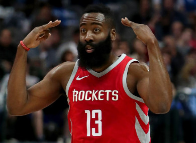 bcb2897b0077 Spice it up! Rockets soar as Houston level series with Golden State ...