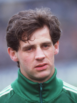 Jim Beglin won 15 caps with Ireland and also was a key part of Liverpool's 1985-86 double-winning team.