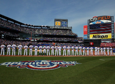 Citi Field - Home of the New York City Mets.