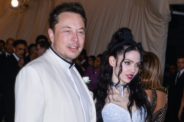Elon Musk and Grimes are dating and people can't cope · The