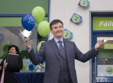 Here's Daniel on Ros Na Rún last week.