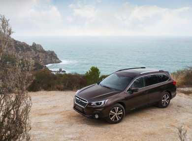 Here's how the new Subaru Outback will shape up in Ireland