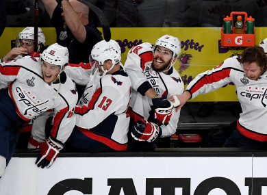8008c745504 Get some beers!  Ovechkin and Capitals end long Stanley Cup wait