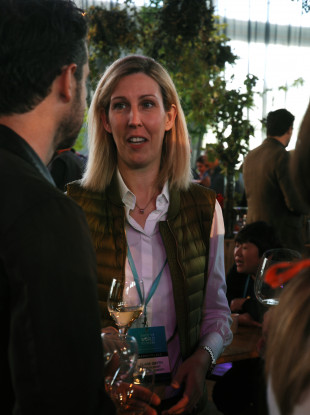 File photo of Clare Smyth from 2014.