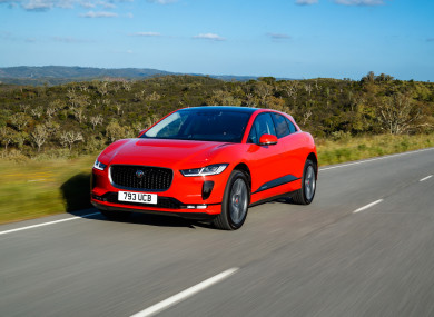Review Think Tesla Make The Best Electric Cars Jaguar S I Pace Suv Is Here To Change That