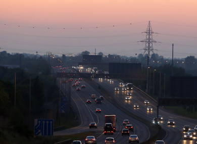 m50 operating with traffic levels that weren t expected until the