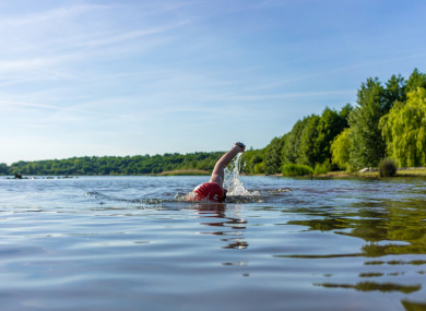 People warned not to swim in quarries over bank holiday weekend