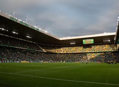 Celtic's home ground.