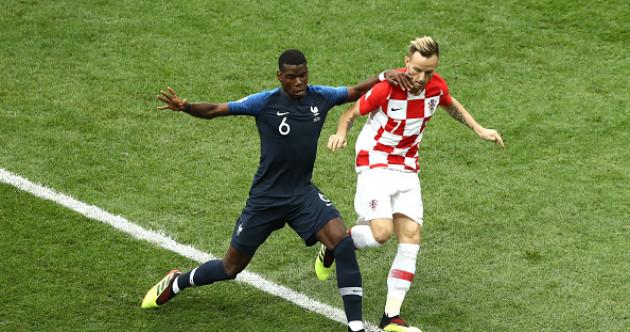 As it happened: France vs Croatia, World Cup final