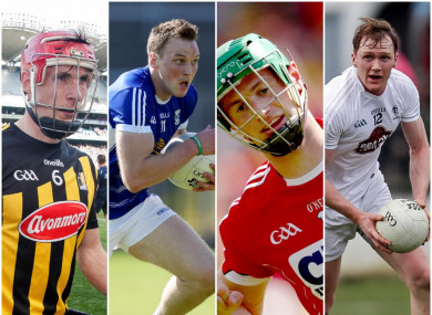 Cillian Buckley, Gearóid McKiernan, Séamus Harnedy and Paul Cribbin all got the nod for the awards this week.