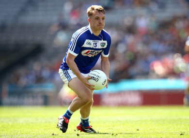 Ross Munnelly in action against Carlow.