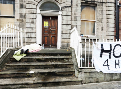 Some homeless people have said they'd rather sleep rough than stay in emergency accommodation. (File)